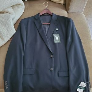 Ralph Lauren Navy Blue Sports Coat 52L